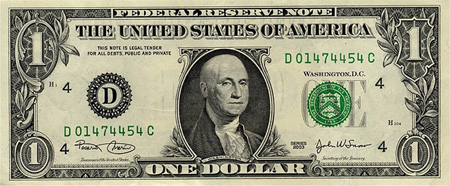 Bald Presidents on Dollar Bills 2
