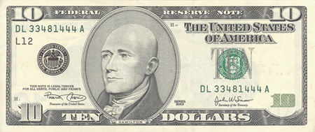 Bald Presidents on Dollar Bills 5