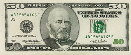 Bald Presidents on Dollar Bills 6