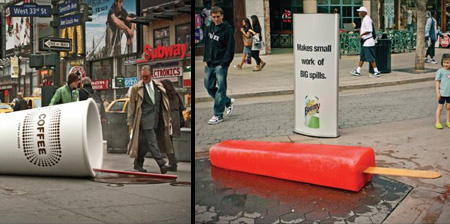 Bounty Paper Towels Ad Campaign