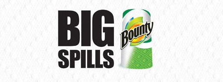 Bounty - Makes small work of BIG spills