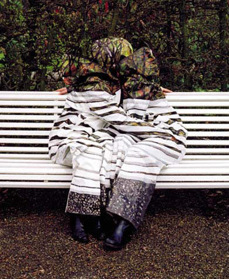 Camouflage Photography by Desiree Palmen 7