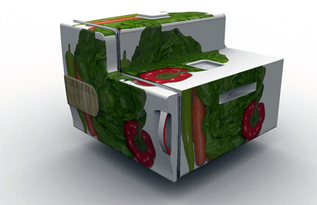 Stackable Fridge