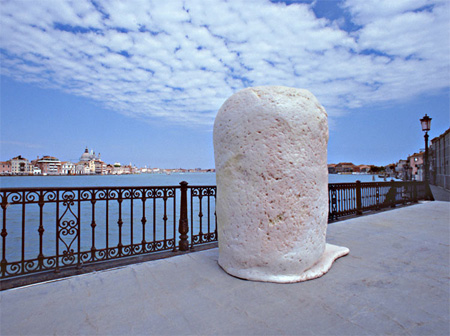 Chewing Gum Sculptures in Venice