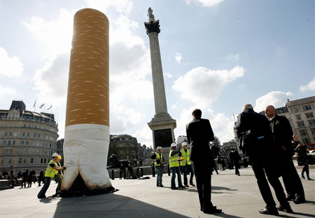 Giant Cigarette