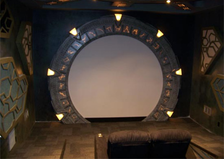 Stargate Home Theater