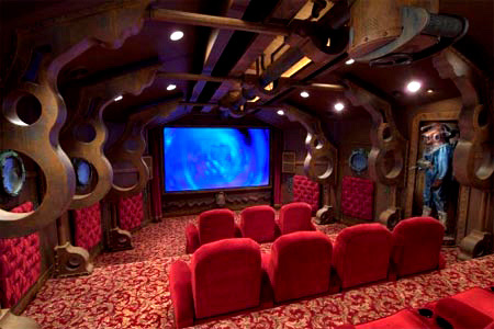 Nautilus Home Theater