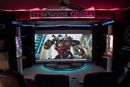 Terminator Home Theater