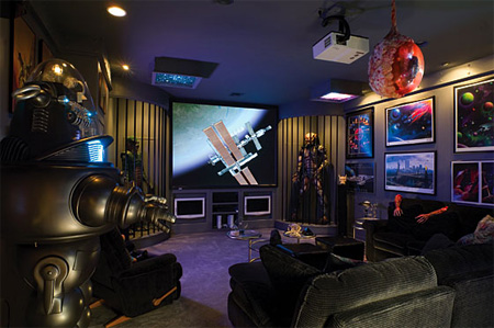 Sci-Fi Home Theater