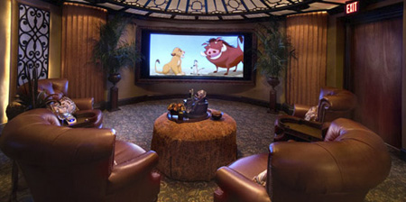 12 Unusual and Creative Home Theaters
