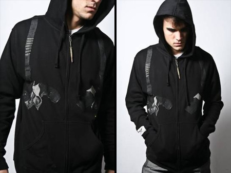 Strapped Hoodie