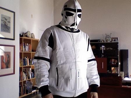 Star Wars Storm Trooper Hoodie