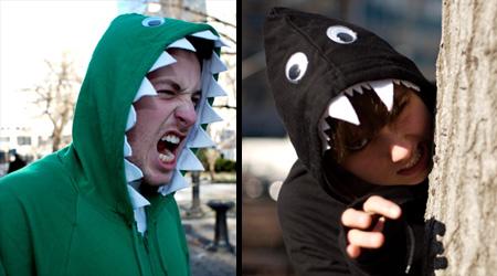 Monster Hoodies