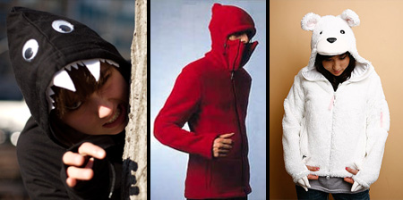 12 Unusual and Creative Hoodies
