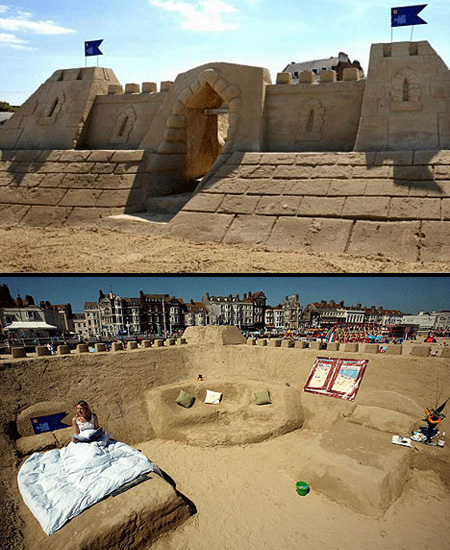 Sand Hotel in United Kingdom|www.FunShad.com