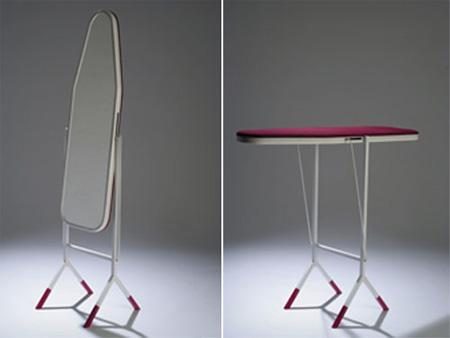 عکس از میز اتو جالب برای خانوم ها
