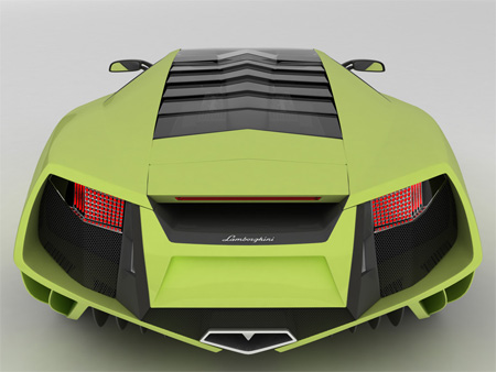Beautiful Lamborghini X Concept 7