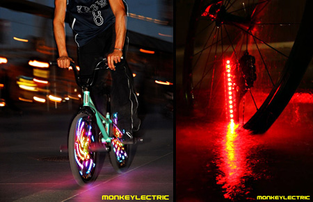 LED Bike Wheel Lighting