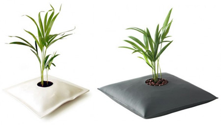 Plant Pot Pillow