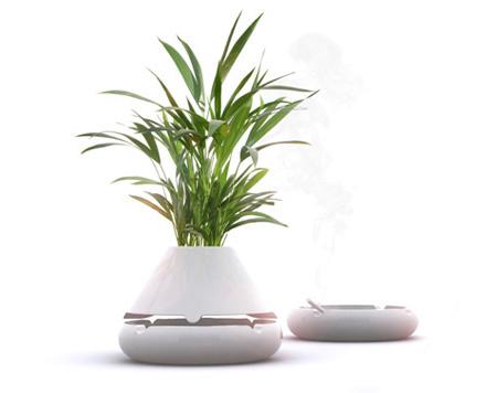 Tab B Plant Pot