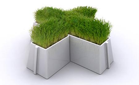 X Tray Plant Pots