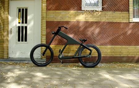 Motorcycle Inspired Bike