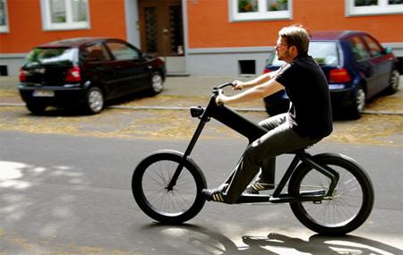 Shocker Chopper Bicycle