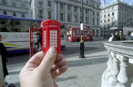 Souvenir Landmarks by Michael Hughes 3