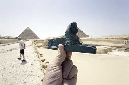 Souvenir Landmarks by Michael Hughes 4