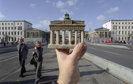 Souvenir Landmarks by Michael Hughes 8