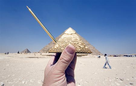 Souvenir Landmarks by Michael Hughes 9