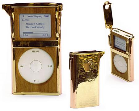 Steampunk iPod Mini