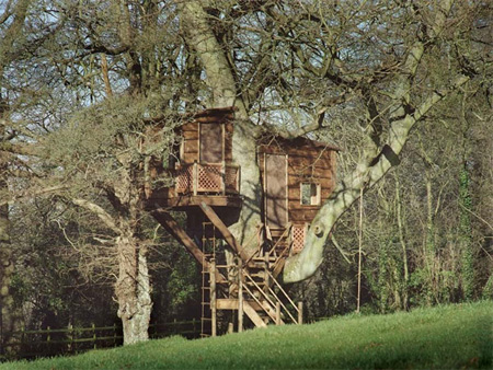 Beautiful Amazon Tree Houses 6