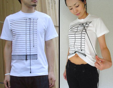Venetian Blind T-Shirt