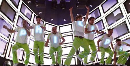 Philips LED T-Shirts