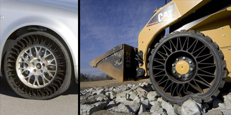Innovative Airless Tires by Michelin