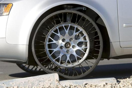 Tweel Airless Tires by Michelin
