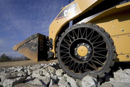 Innovative Tweel Tires by Michelin