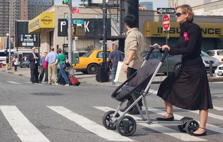 Roller Buggy Baby Stroller