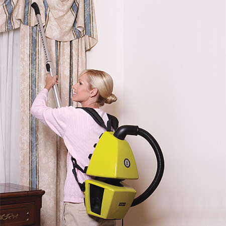 Vacuum Backpack
