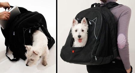 Pet at Work Backpack