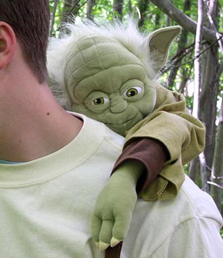 Jedi Master Backpack