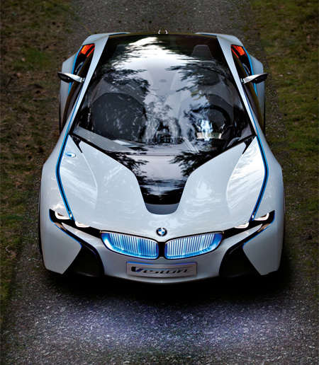 Fuel Efficient Sports Car From BMW