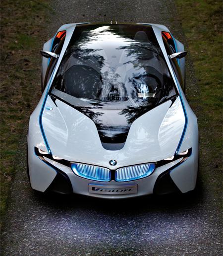 BMW Vision EfficientDynamics 2009
