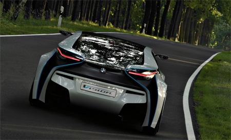 BMW Vision Fuel Efficient Concept Car