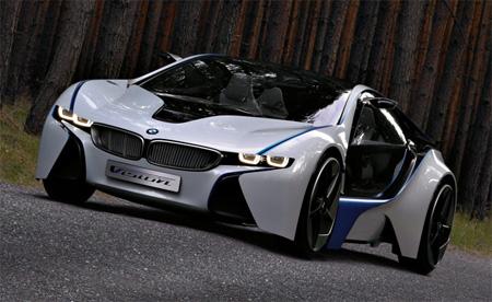 BMW Vision Fuel Efficient Concept