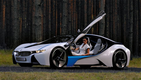 Fuel Efficient Sports Car From Bmw Myzho Couture