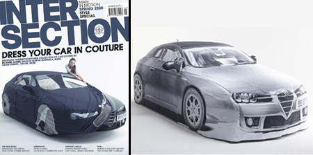 Unusual and Creative Car Covers