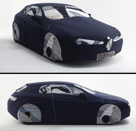 Creative Designer Car Covers
