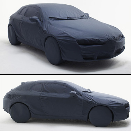 Unusual Car Cover Designs